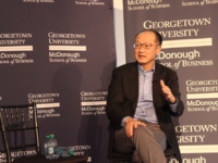 RYAN BAE FOR THE HOYA World Bank President Jim Yong Kim told students to advocate for the world's poor at the inaugural Asian Diversity Dialogue.