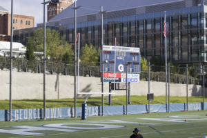 Cooper Field Renovation Set to Begin in December