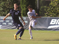 MEN'S SOCCER | Hoyas Defeat Pirates, Draw Friars in 2OT