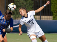 WOMEN'S SOCCER | Hoyas Down Pirates for 7th Straight Shutout