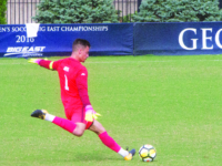 MEN'S SOCCER | Hoyas Defeat Wildcats, Topple Terps