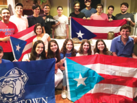 Students Unite for Puerto Rico Financial Relief