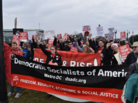 DSA DC Membership in D.C.'s chapter of the Democratic Socialists of America has surged since last October.