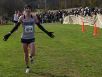 GUHOYAS Graduate student Jonathan Green won the Mid-Atlantic Region title this past weekend, despite the men's team failing to qualify for the NCAA Tournament.