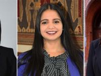 GEORGETOWN UNIVERSITY Three Hoyas received the prestigious Rangel Fellowship this year.