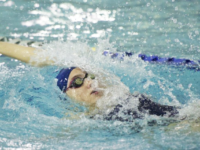 GUHoyas The women's swimming and diving team beat American and GWU last weekend. The Hoyas won the 200-yard medley, 100 breaststroke and 1000 freestyle.