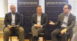Experts Talk Cybersecurity, Digital Democracy