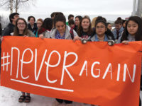 STUDENT WALKOUT AGAINST GUN VIOLENCE Students from Marjory Stoneman Douglas have rallied with gun control group Everytown for Gun Safety to organize a March 24, 2018 protest in Washington, D.C., dubbed the March for Our Lives, and have garnered national attention.