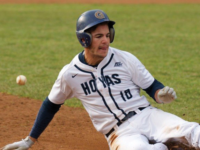 GUHOYAS Senior infielder Jake Bernstein hit .290 last season with 39 runs and 23 runs batted in. Bernstein also led the team in walks with 26. The Georgetown baseball team lost its first three games of the season last weekend in Winston-Salem, N.C.