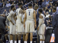MEN'S BASKTEBALL | Hoyas Fall to Red Storm in 1st Round, Wildcats Win Big East