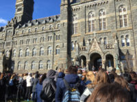 Hundreds of Students Join Walkout to Protest Gun Violence