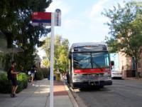 ANNA KOVACEVICH/THE HOYA WMATA  removed all the 2015-16 New Flyer bus models from service and opened an investigation into the cause of the engine shutdowns.