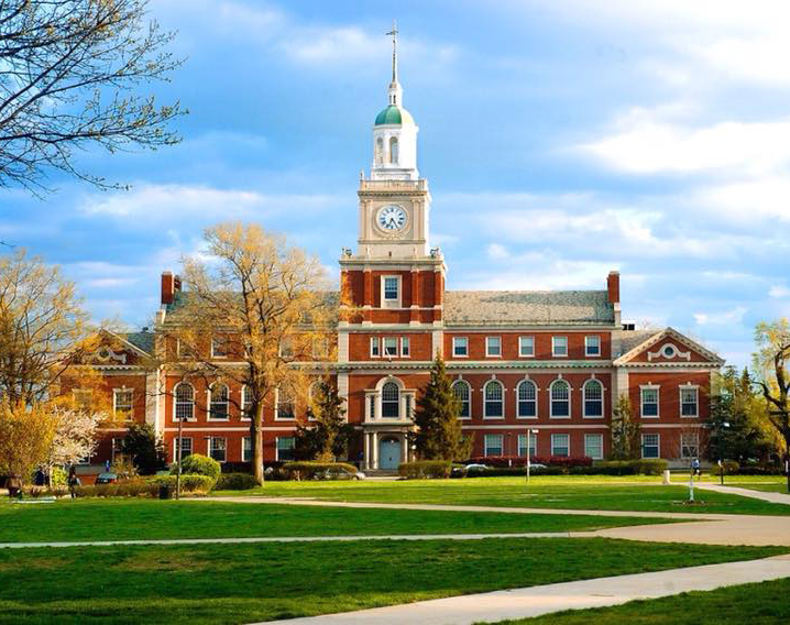Howard University Students Stage Protest