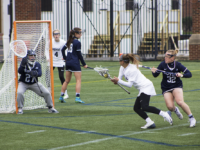 WOMEN'S LACROSSE | Hoyas Top Bulldogs at Home for 4th Big East Win