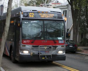 WMATA Follows Safety Recommendations After Metrobus Malfunction