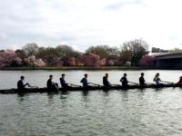 MEN'S CREW | Hoyas Compete in Princeton