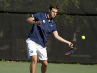 MEN'S TENNIS | Hoyas Top Colonials for the 1st Time in a Decade