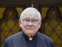 Fr. Howard Gray, SJ, Remembered as 'Spiritual Giant' and 'Quiet Leader'