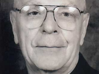DEVOL FUNERAL HOME/FOR THE HOYA Fr. Francis Schemel, S.J., died Aug. 4 at 93.
