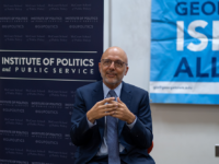 Congressman Ted Deutch (D-Fla.) spoke about the Israel-U.S. relationship at an event hosted by the Georgetown Israel Alliance on Tuesday. Deutch said that U.S. policy towards Israel has historically been a bipartisan issue and that progressive values do not conflict with a pro-Israel stance.