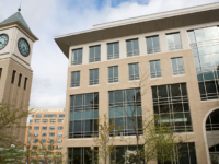 GULC The Georgetown University Law Center recieved its largest one-time donation in its history. It is meant to fund the Blume Public Leadership Institute, which will provide scholarships for students committed to public service.
