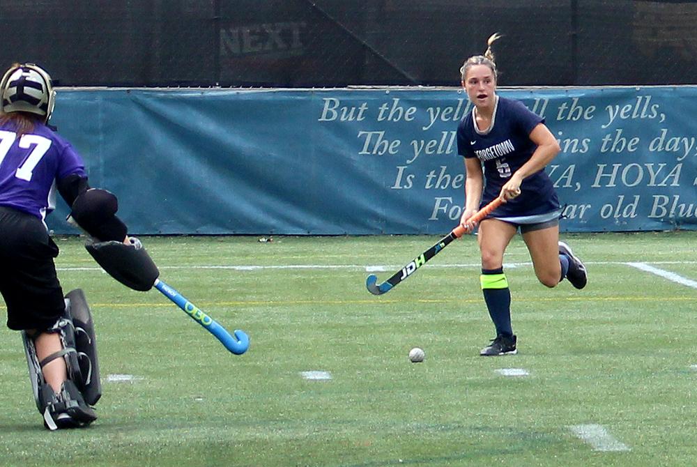 Field Hockey | Georgetown Splits Weekend Matchups