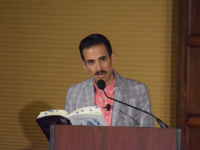 Poet Marcelo Hernandez Castillo