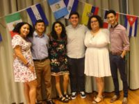 LA CASA LATINA Georgetown University celebrated its fifth annual Latinx Heritage Month, which will conclude after Dia de los Muertos festivities Nov. 2.