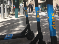 SHEEL PATEL/THE HOYA The District Department of Transportation is augmenting its regulations of electric scooters and other dockless vehicles.