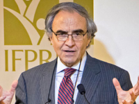 S20 ARGENTINA Eugenio Díaz-Bonilla, head of the International Food Policy Research Institute's Latin America Program, called for the restructuring of the Latin American food system to address high obesity rates at an event Nov. 27.