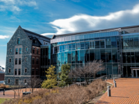 MAGGIE CHEN/THE HOYA The McDonough School of Business launched a yearlong program for residents of Washington, D.C., released from correctional facilities to obtain certificates in business and entrepreneurship.