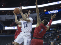 MEN'S BASKETBALL | Georgetown Finishes Nonconference Schedule on High Note