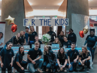 GU DANCE MARATHON HoyaTHON, Georgetown's first-year chapter of the Miracle Network Dance Marathon, raised $41,024 for Washington, D.C. Children's National Hospital.