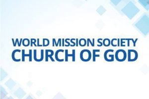 """WORLD MISSION SOCIETY CHURCH OF GOD 
