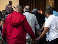 KARLA LEYJA/THE HOYA | GU272 descendants met in Maringouin, La., on June 9,  2018. GUSA is considering a referendum to allocate reparations for the descendants.