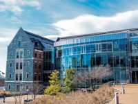MAGGIE CHEN-THE HOYA | The McDonough School of Business changed its curve policy to decrease competition among undergraduate and graduate students.