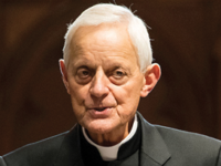 GEORGETOWN UNIVERSITY | The Archdiocese of Washington, D.C., says Cardinal Donald Wuerl was aware of allegations against former Cardinal Theodore McCarrick.