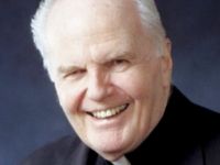 GEORGETOWN UNIVERSITY   Social justice advocate and former Georgetown University professor Fr. Charles Currie, S.J., died Jan. 4. Currie served as special assistant to University President John J. DeGioia in 1989.