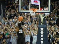 MEN'S BASKETBALL | Hoyas Win Pivotal Game Against Rival St. Johns at the Garden