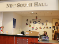 JULIA ALVEY/THE HOYA The Office of Facilities and Management planning per the request of the student workers' petition, placed a new heater in the RHO.