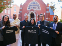 GEORGETOWN UNIVERSITY | In 2017, Georgetown's religious leaders participated in a lobbying campaign to protect government programs for undocumented immigrants. University President John J. DeGioia continued the university's public support Feb.4, by cosigning a  letter that calls for Congress to protect the recipients of the programs.