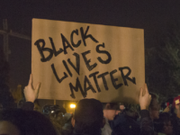 Michelle Xu/The Hoya | Black Lives Matter April Goggans sued the Metropolitan Police Department in order to obtain police documents due to suspicions of unlawful police surveillance.
