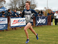 GUHOYAS | JUNIOR JACK VAN SCOTER FINISHED IN FIFTH PLACE FOR THE HOYAS IN THE 3000-METER