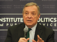 Senate Minority Whip Dick Durbin Says Republicans 'Fed Up' After Government Shutdown