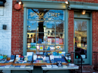 NATALIE ISÉ/THE HOYA | Longtime staple Bridge Street Books sees the new Amazon store as no more competition than the other chain bookstores across the city that have since closed. Bookstores like Second Story Books have even made their own digital mark with online stores.