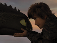 "DREAMWORKS ANIMATION | ""How to Train Your Dragon: The Hidden World"" brings to a close the relationship between Toothless and Hiccup that captivated audiences over the last nine years. With breathtakingly detailed animation, a focus on the difficulties of growing up and brief flashes of humor interwoven throughout, this final installment of the trilogy soars."