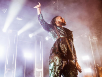MNEK/INSTAGRAM | English songwriter MNEK, above, filled Union Stage with a magnetic and inclusive energy that thrilled all.