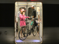 FILE PHOTO: CAROLINE PAPPAS/THE HOYA | Metro  plans to return to automatic doors in a move to reduce wait times and mitigate rider risk, according to a March 4 news release.