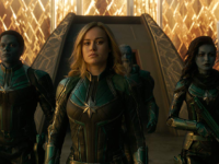 MARVEL STUDIOS | 'Captain Marvel' follows a long line of box office smashes from Marvel Studios, but so much emphasis on the franchise keeps the film from developing on its own.