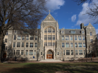 FILE PHOTO: ROCHELLE VAYNTRUB FOR THE HOYA | The eight universities named in the college bribery investigation, including Georgetown, caused rejected applicants emotional and economic harm, according to a lawsuit filed by students March 15.